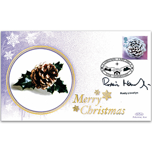 2002 Christmas BS - Signed R.Llewllyn