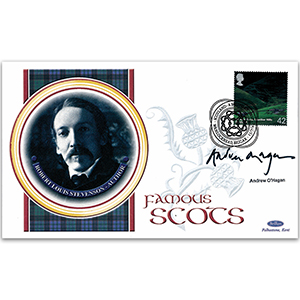 2003 British Journey: Scotland - Signed by Andrew O'Hagan