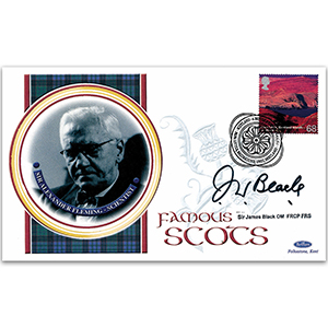 2003 British Journey: Scotland - Signed by Sir James Black