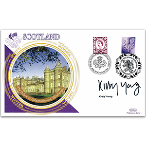 2003 Scotland Pictorial Definitives - Signed by Kirsty Young