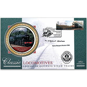 2004 Classic Locomotives - Signed by Dame Margaret Weston