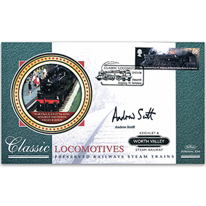 2004 Classic Locomotives - Signed by Andrew Scott