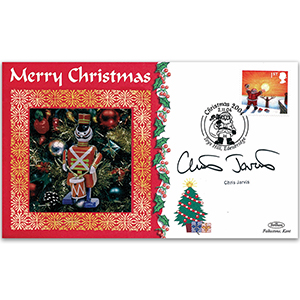 2004 Christmas - Signed by Chris Jarvis