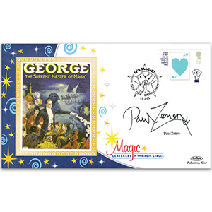 2005 Magic Circle 100th - Signed by Paul Zenon