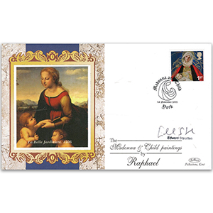 2005 Christmas - Signed by Edward Stourton