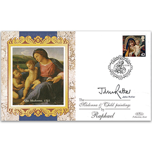 2005 Christmas - Signed by John Rutter