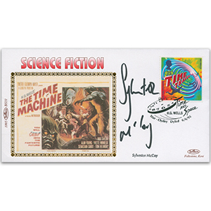 1995 Science Fiction - Signed by Sylvester McCoy
