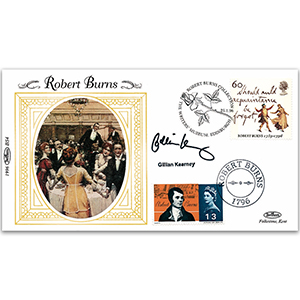 1996 Robert Burns 200th - Signed by Gillian Kearney