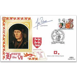 1998 Heraldry: Henry VII - Signed by Mark Rylance