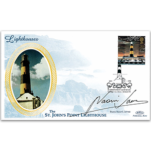 1998 Lighthouses - Signed by Dame Naomi James