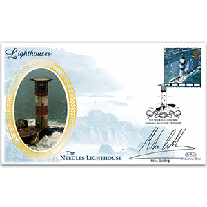 1998 Lighthouses - Signed by Mike Golding