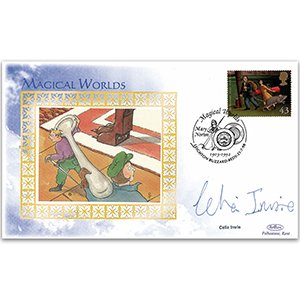 1998 Magical Worlds: 'The Borrowers' - Signed by Celia Imrie