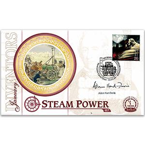 1999 Inventors' Tale - Signed by Adam Hart-Davis