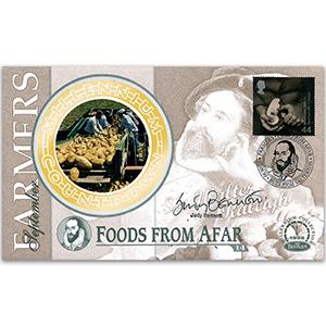 1999 Farmers' Tale - Signed by Judy Bennett