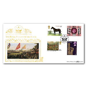 1997 Royal Pageant of the Horse Special Gold Cover