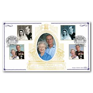 1997 Royal Golden Wedding Special Gold Cover - Windsor, Berks
