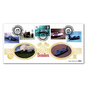 1998 Speed - Beaulieu Motor Museum Special Gold Cover