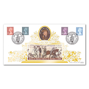 2003 High Value Definitives Special Gold Cover
