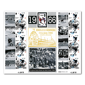 2006 World Cup Winners Special Gold - Cover 1