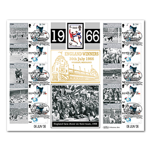2006 World Cup Winners Special Gold - Cover 2