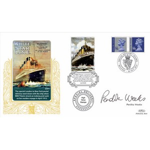 2010 Special Delivery - Special Gold Cover - Signed by Perdita Weeks