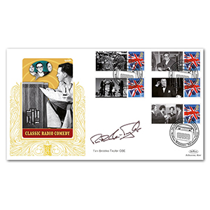 2012 The Goon Show Special Gold - Cover 2 - Signed by Tim Brooke-Taylor OBE