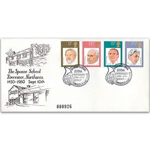 1980 Conductors Sponne School Official