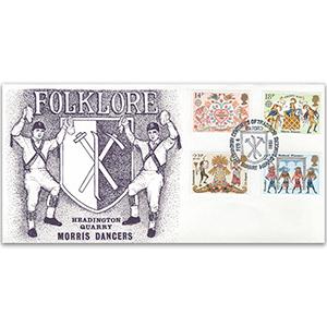 1981 Folklore Headington Quarry Official