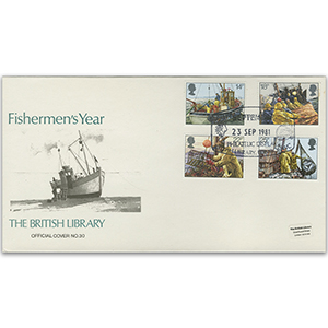 1981 Fishing - British Library Official