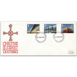 1983 Engineering, Chester-le-Street official