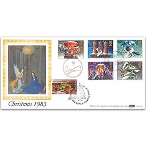 1983 Christmas - Bethlehem - Doubled Israel