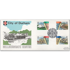 1984 Urban Renewal - City of Durham Official