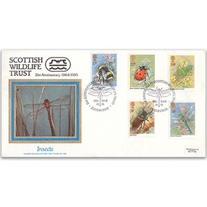 1985 Insects - Scottish Wildlife Trust Official