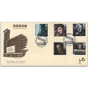 1985 British Film Year - Odeon, Leicester Square special