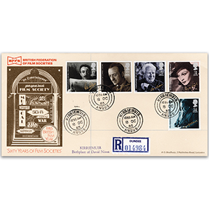 1985 British Film Year - BFFS Official - Kirriemuir cds