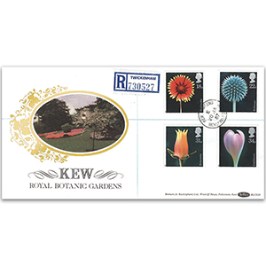 1987 Flower Photographs BLCS - Kew Gardens CDS