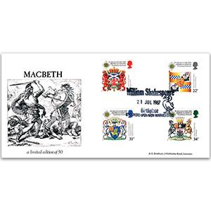 1987 Scottish Heraldry - Macbeth Special