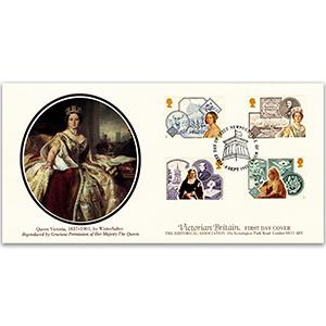 1987 Queen Victoria CoverCraft special