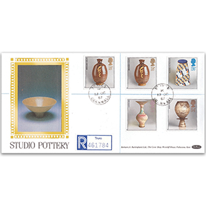 1987 Studio Pottery - St. Ives CDS