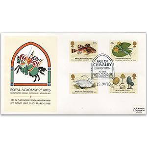 1988 Natural History Royal Academy official