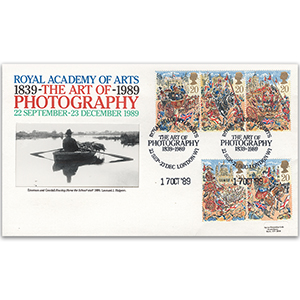 1989 Lord Mayor Art of Photography official
