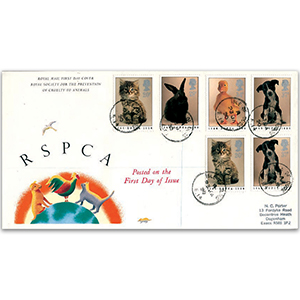 1990 RSPCA Isle of Dogs cds