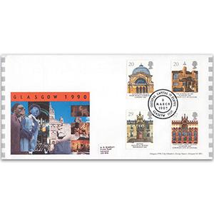 1990 Europa: Glasgow City of Culture - Mackintosh