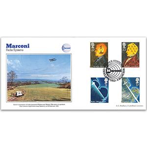 1991 Scientific Achievements - Marconi Radar Systems Official