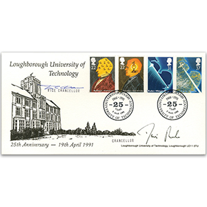 1991 Inventors - Loughborough University Official - Signed by the Chancellor and the Vice Chancellor