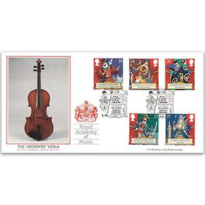 1992 Gilbert & Sullivan, Royal Academy of Music Official