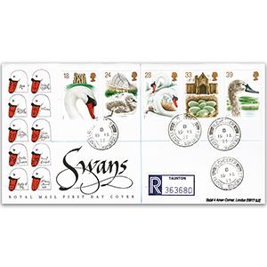 1993 Swans - Ilchester CDS