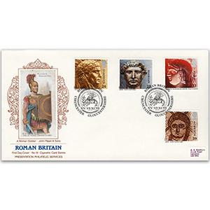 1993 Roman Britain Cigarette Card series