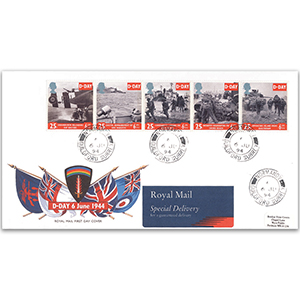 1994 D-Day 50th - Normandy, Guildford, Surrey CDS