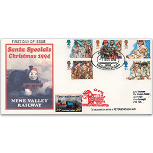 1994 Christmas - Nene Valley Railway Official